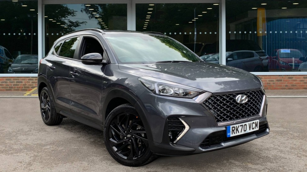 Used Hyundai TUCSON SUV 1.6 T-GDi N Line DCT (s/s) 5dr
