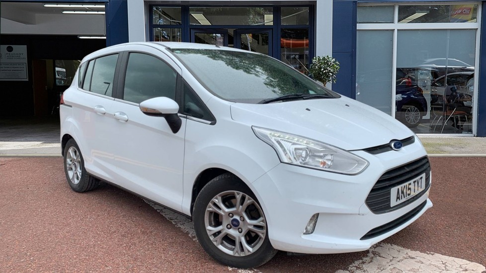Used Ford B-Max MPV 1.0T EcoBoost Zetec (s/s) 5dr