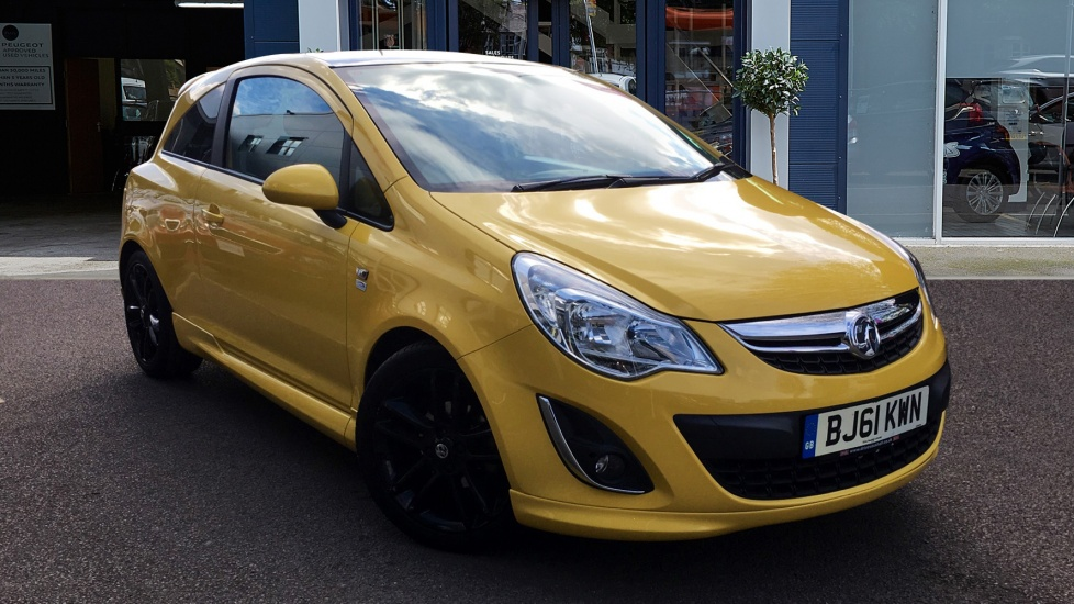 Used Vauxhall CORSA Hatchback 1.2 i 16v Limited Edition 3dr (a/c)