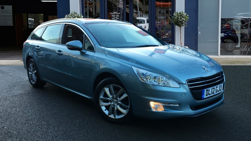 Used Peugeot 508 SW Estate 2.0 HDi FAP Active 5dr