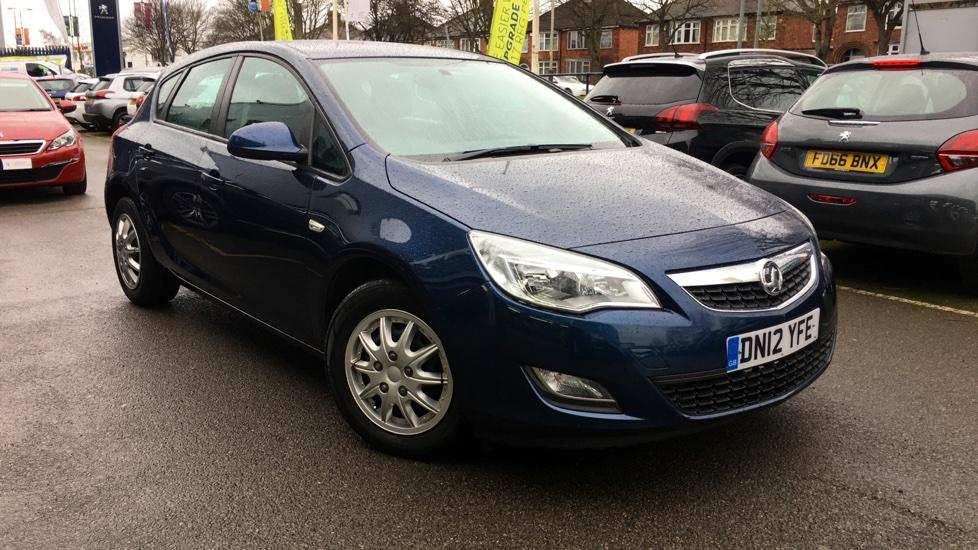 Used Vauxhall ASTRA Hatchback 1.6 i VVT 16v Exclusiv 5dr