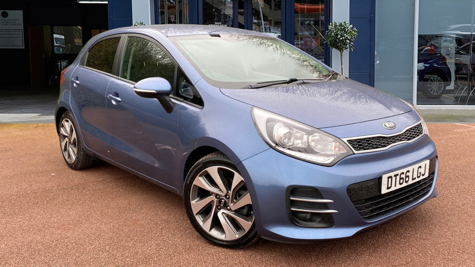 Used Kia Rio Hatchback 1.4 ISG 3 (s/s) 5dr