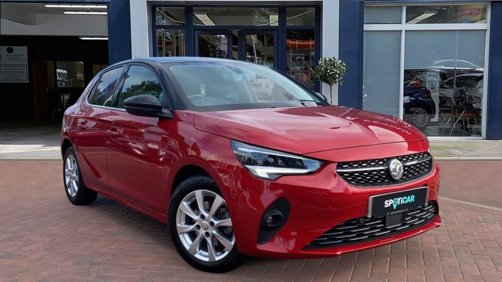 Used Vauxhall Corsa Hatchback 1.5 Turbo D Elite Nav (s/s) 5dr