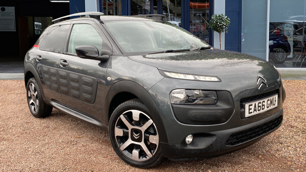 Used Citroen C4 Cactus Hatchback 1.2 PureTech Flair Edition (s/s) 5dr