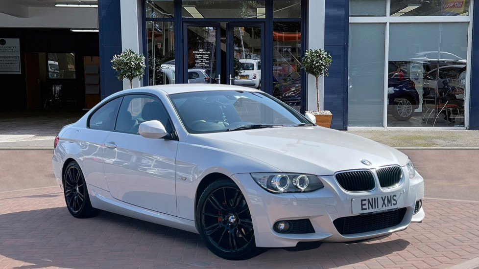 Used BMW 3 Series Coupe 2.0 320i M Sport 2dr