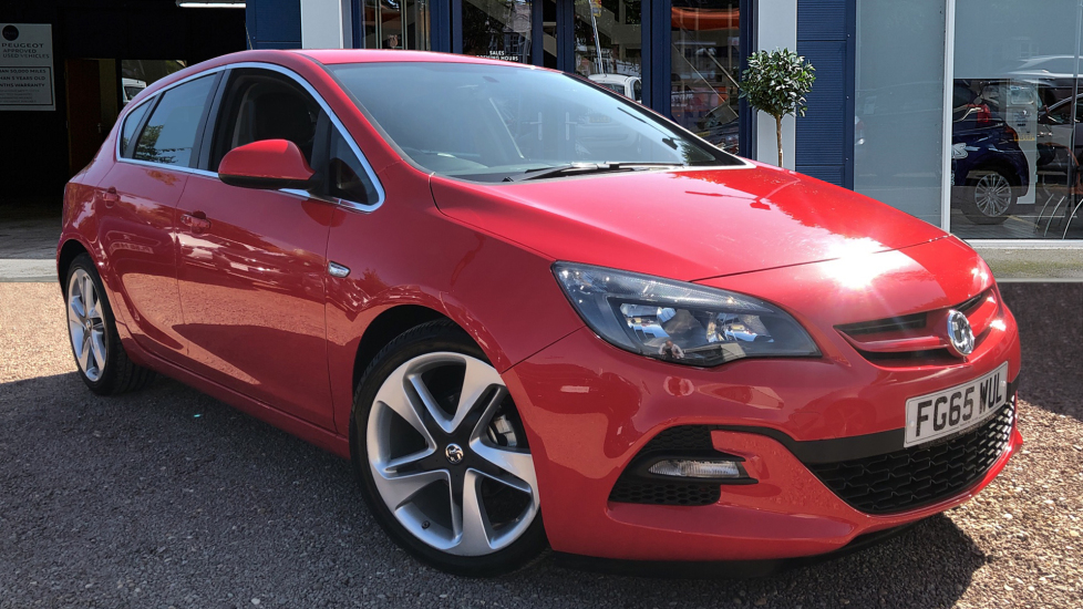 Used Vauxhall ASTRA Hatchback 1.6i Limited Edition 5dr