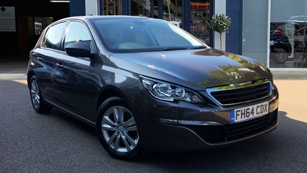 Used Peugeot 308 Hatchback 1.2 e-THP PureTech Active 5dr (start/stop)