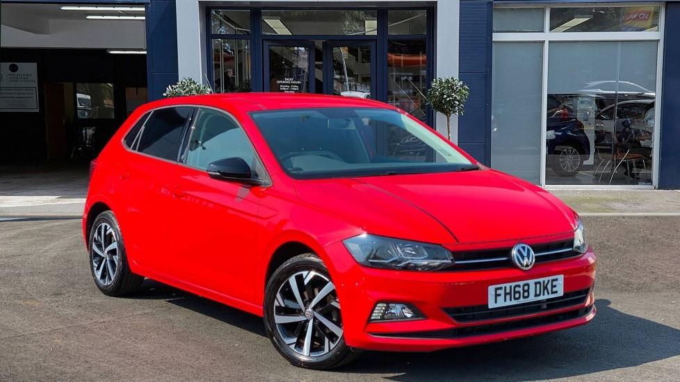 Used Volkswagen Polo Hatchback 1.0 TSI Beats DSG (s/s) 5dr