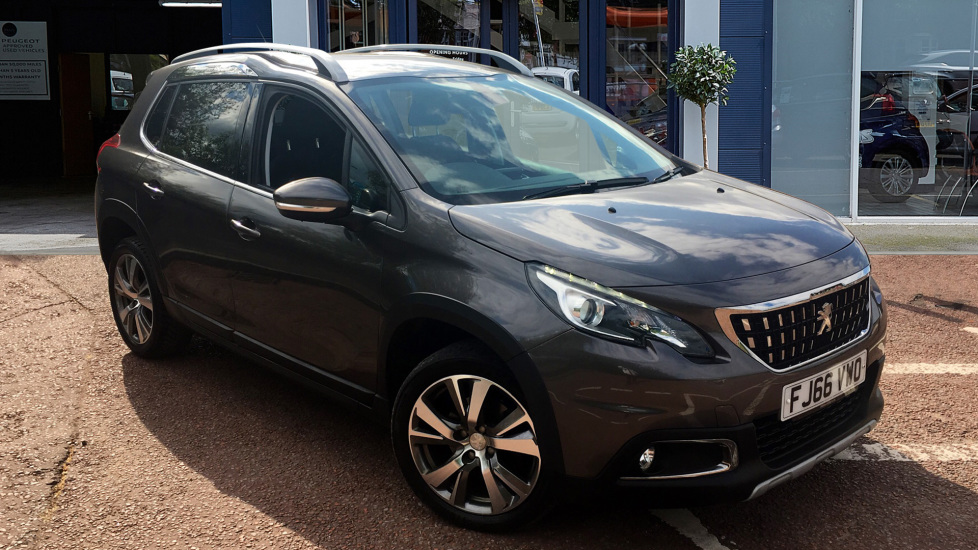 Used Peugeot 2008 SUV 1.6 BlueHDi Allure (s/s) 5dr