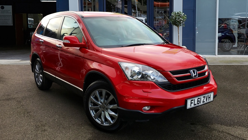Used Honda CR-V SUV 2.2 i-DTEC SE+ Station Wagon 5dr