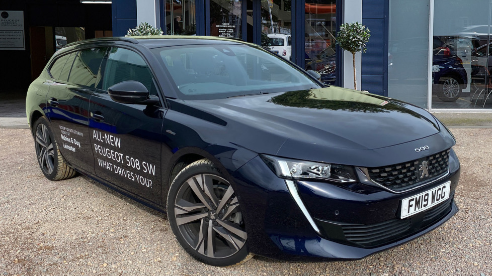 Used Peugeot 508 SW Estate 1.5 BlueHDi GT Line (s/s) 5dr