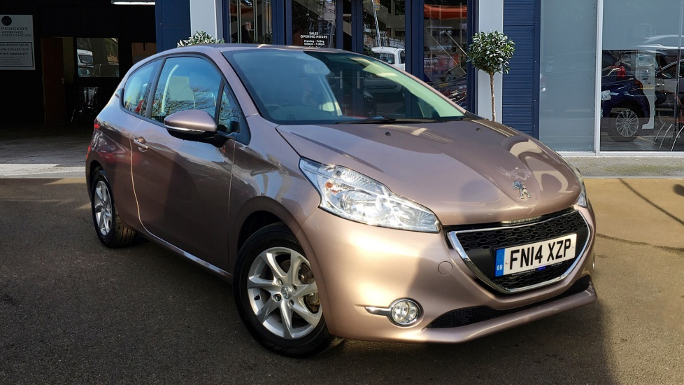 Used Peugeot 208 Hatchback 1.4 HDi FAP Active 3dr