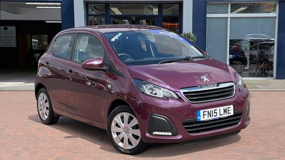 Used Peugeot 108 Hatchback 1.0 VTi Active 5dr EU5