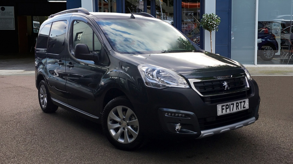 Used Peugeot PARTNER TEPEE MPV 1.6 BlueHDi Tepee Outdoor MPV 5dr (start/stop)