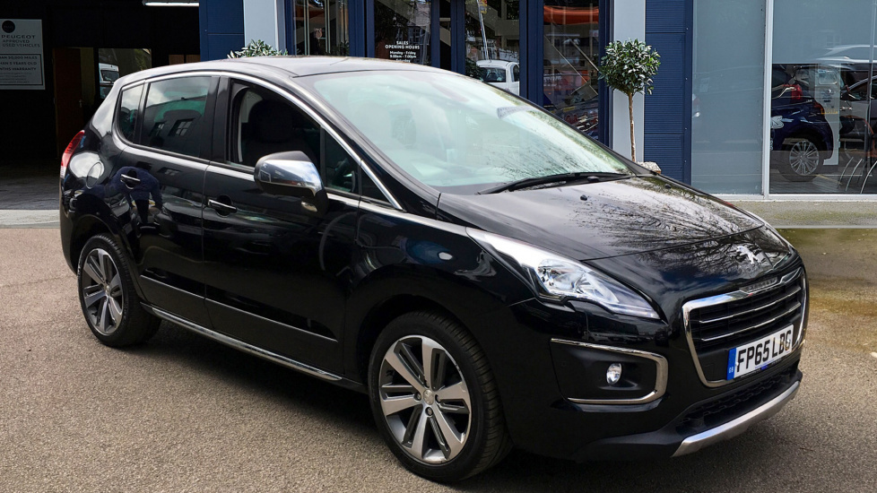 Used Peugeot 3008 SUV 1.2 PureTech Allure (s/s) 5dr