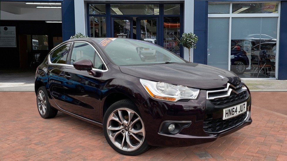 Used Citroen DS 4 Hatchback 1.6 e-HDi Airdream DStyle 5dr