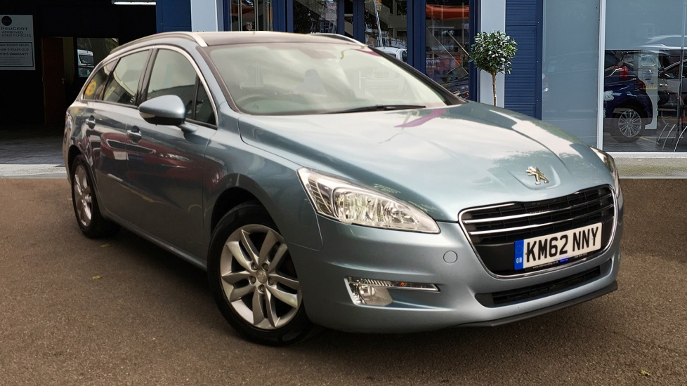 Used Peugeot 508 SW Estate 1.6 HDi FAP Active 5dr