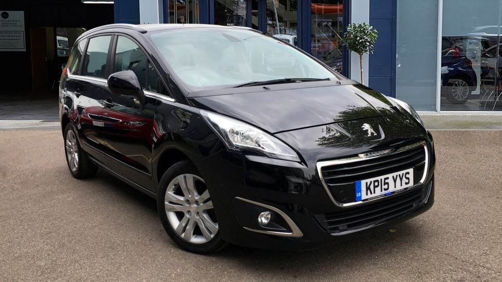 Used Peugeot 5008 MPV 1.6 HDi Active 5dr