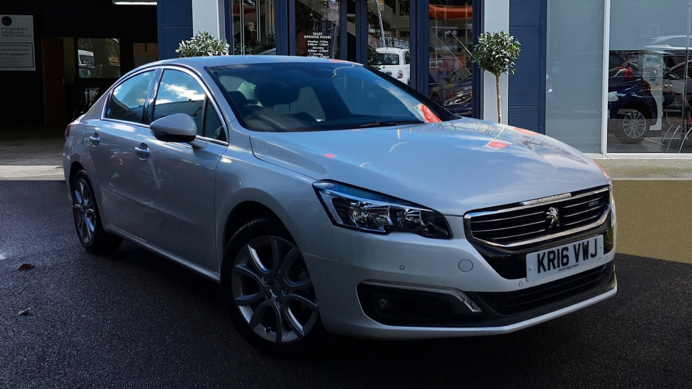 Used Peugeot 508 Saloon 1.6 BlueHDi Allure 4dr (start/stop)