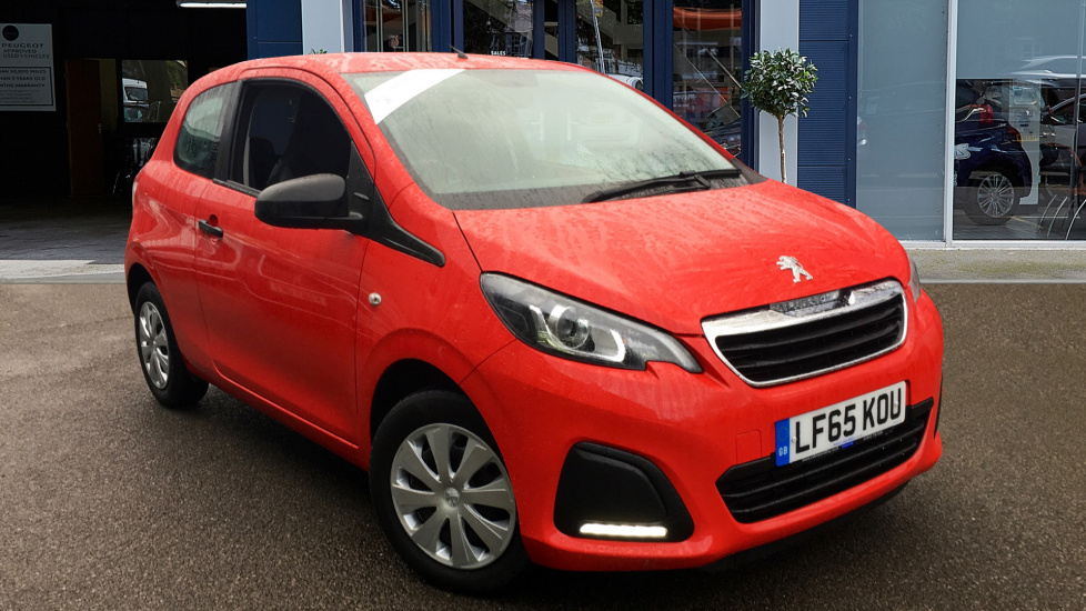 Used Peugeot 108 Hatchback 1.0 Access 3dr