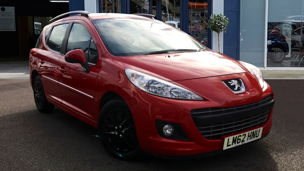 Used Peugeot 207 SW Estate 1.4 VTi Active 5dr