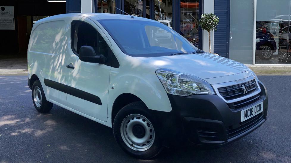 Used Peugeot PARTNER Panel Van