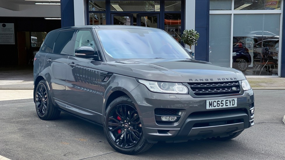 Used Land Rover Range Rover Sport SUV 3.0 SD V6 Autobiography Dynamic 4X4 (s/s) 5dr