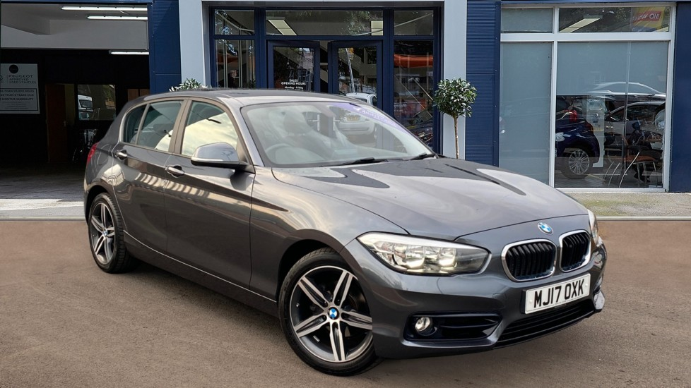 Used BMW 1 Series Hatchback 1.5 118i Sport Auto (s/s) 5dr