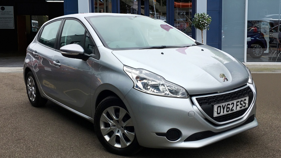 Used Peugeot 208 Hatchback 1.4 HDi FAP Access+ 5dr