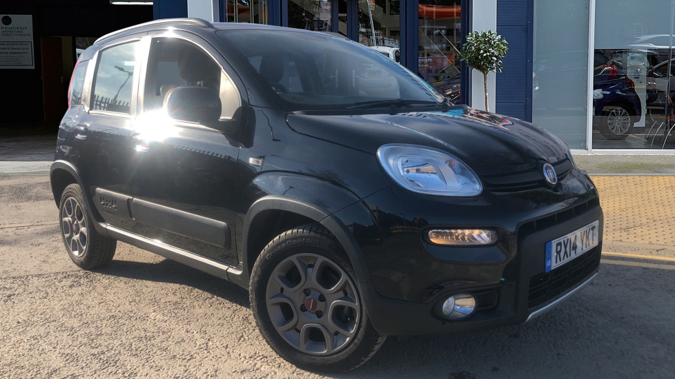 Used Fiat Panda Hatchback 0.9 TwinAir 4x4 (s/s) 5dr