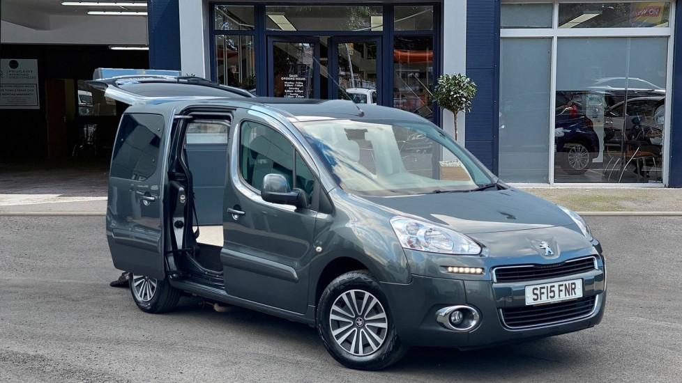 Used Peugeot Partner MPV