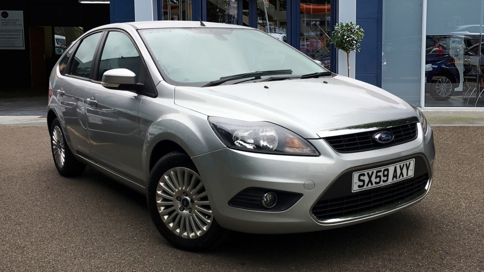 Used Ford FOCUS Hatchback 1.6 Titanium 5dr