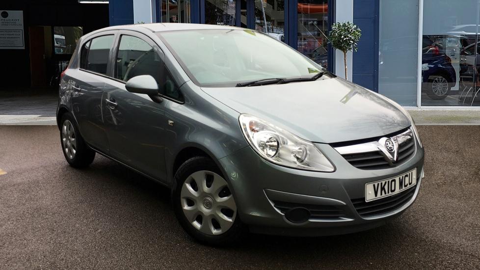 Used Vauxhall CORSA Hatchback 1.2 i 16v Exclusiv 5dr
