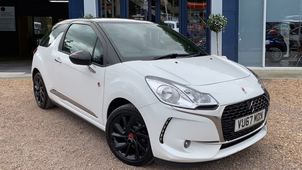 Used DS Automobiles DS 3 Hatchback 1.2 PureTech Performance Line (s/s) 3dr