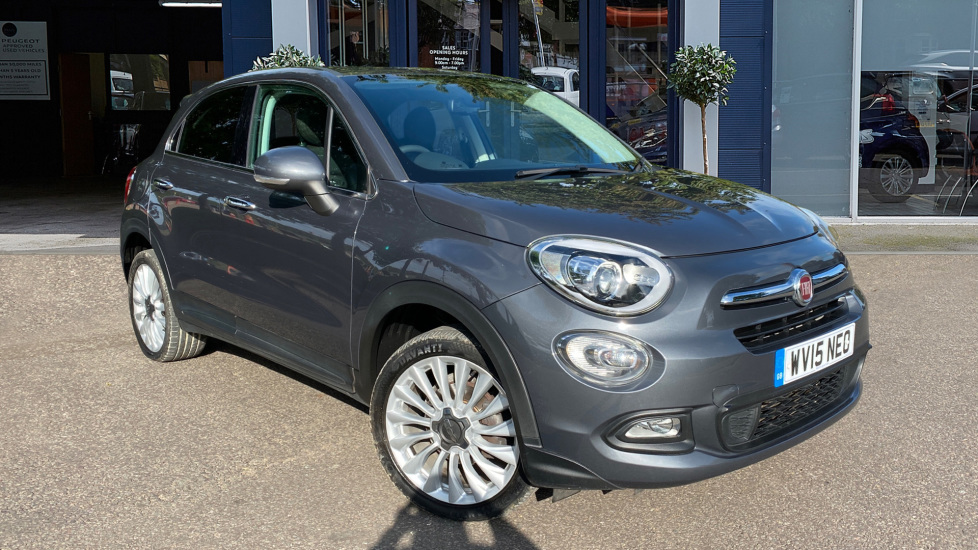 Used Fiat 500X SUV 1.4 MultiAir Lounge (s/s) 5dr