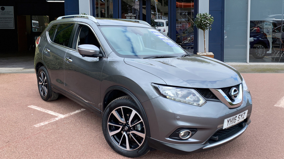 Used Nissan X-TRAIL SUV 1.6 dCi n-tec 4WD (s/s) 5dr