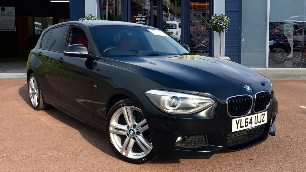 Used BMW 1 SERIES Hatchback 2.0 116d M Sport Sports Hatch (s/s) 5dr
