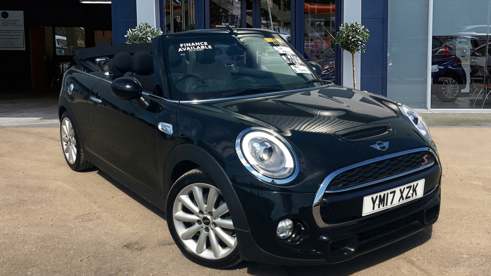 Used Mini CONVERTIBLE Convertible 2.0 Cooper S (s/s) 2dr