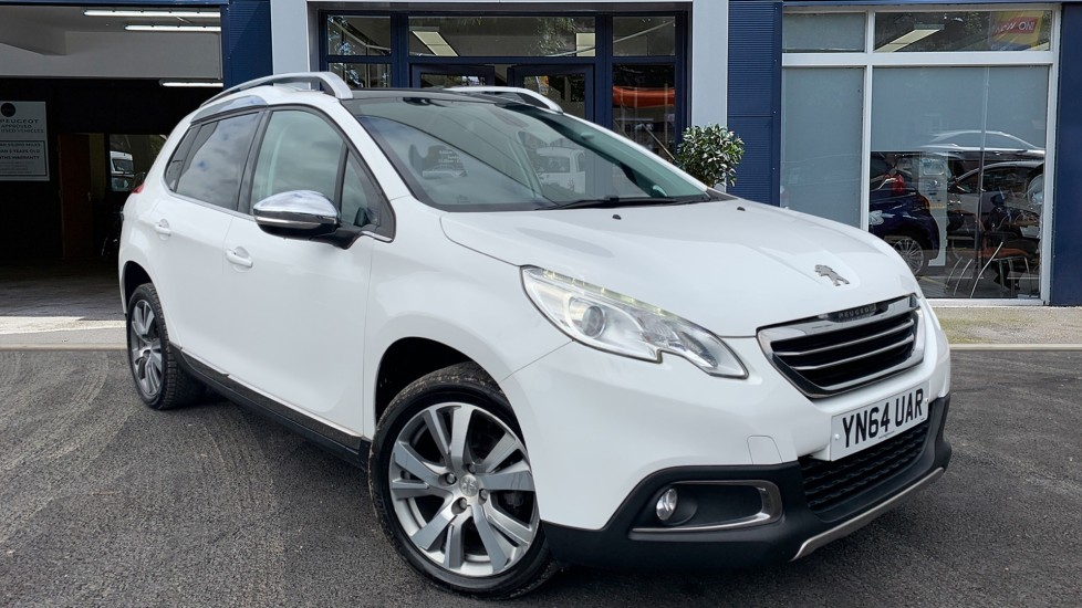 Used Peugeot 2008 SUV 1.6 e-HDi Feline (s/s) 5dr
