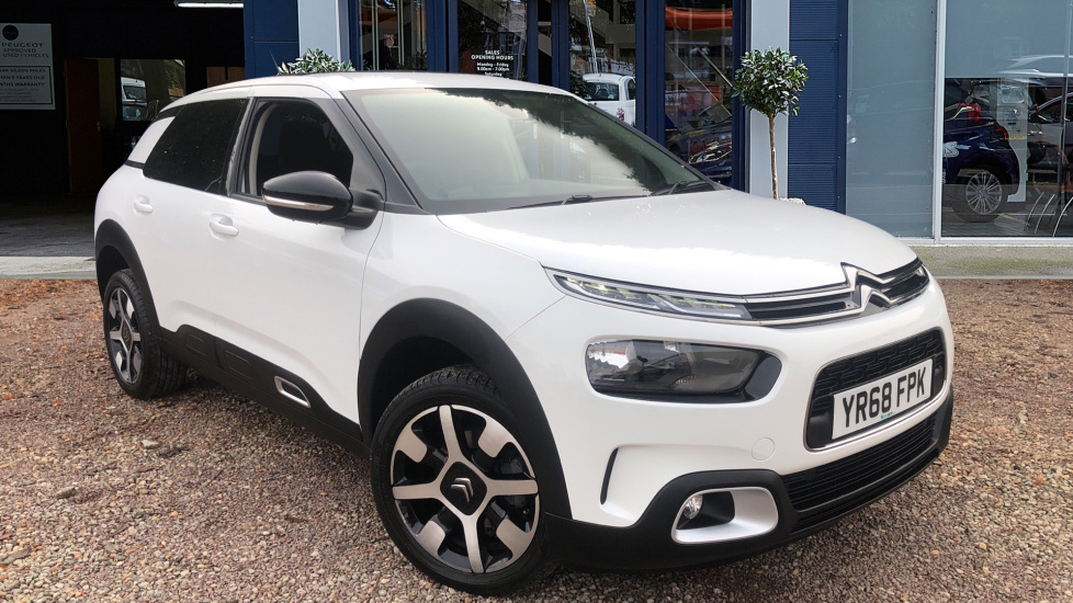 Used Citroen C4 Cactus Hatchback 1.2 PureTech Flair (s/s) 5dr