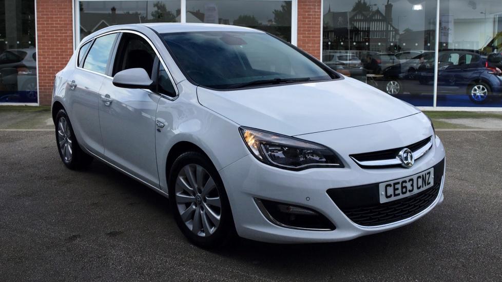 Used Vauxhall ASTRA Hatchback 2.0 CDTi ecoFLEX 16v Elite 5dr (start/stop)