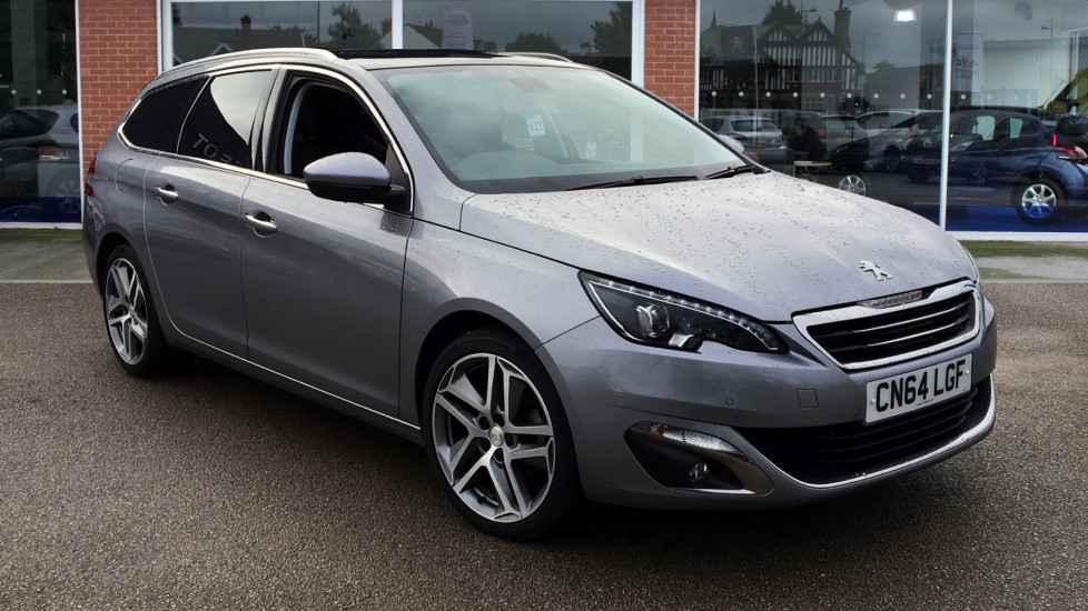 Used Peugeot 308 SW Estate 1.6 e-HDi Feline 5dr (start/stop)