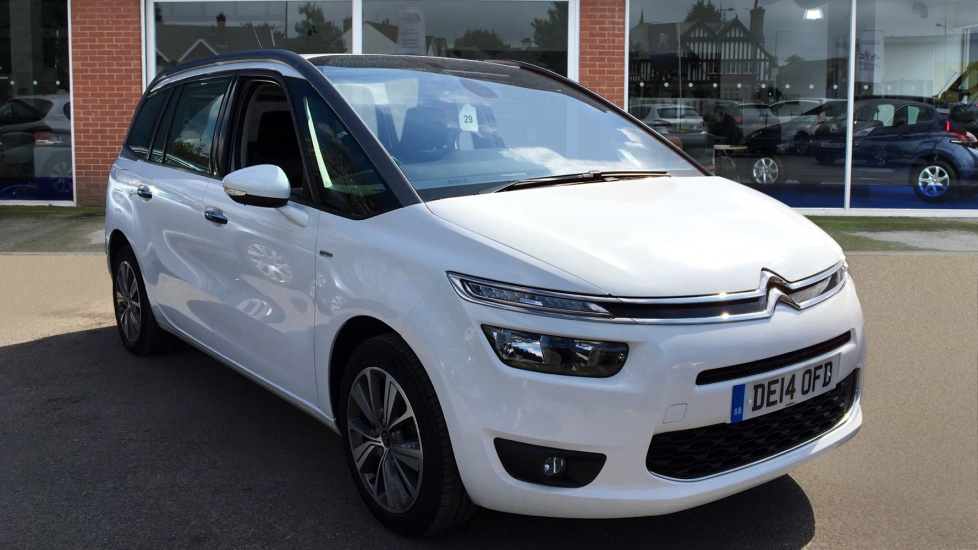 Used Citroen GRAND C4 PICASSO MPV 1.6 e-HDi Airdream Exclusive 5dr