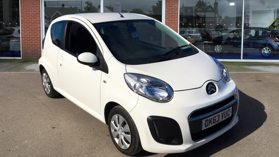 Used Citroen C1 Hatchback 1.0 i VTR 3dr