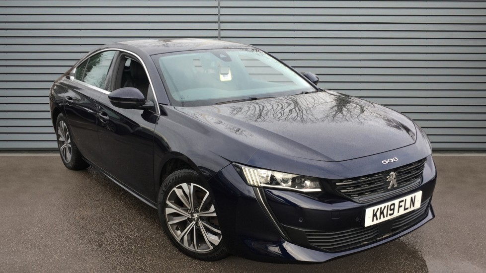 Used Peugeot 508 Hatchback 1.5 BlueHDi Allure Fastback EAT (s/s) 5dr