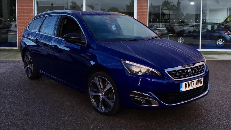 Used Peugeot 308 SW Estate 2.0 BlueHDi GT Line 5dr (start/stop)