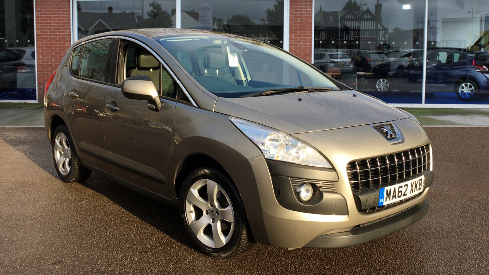 Used Peugeot 3008 SUV 1.6 HDi Active 5dr