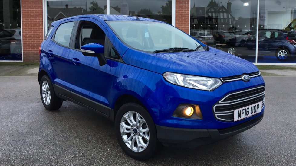 Used Ford ECOSPORT Hatchback 1.5 Ti-VCT Zetec 5dr