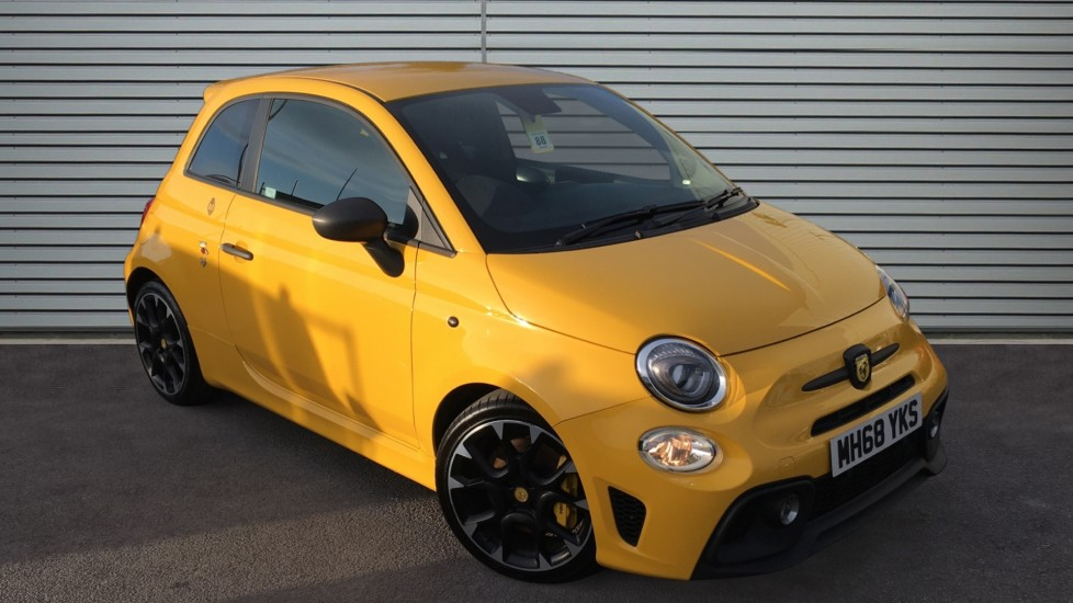 Used Abarth 595 Hatchback 1.4 T-Jet Competizione 70th 3dr
