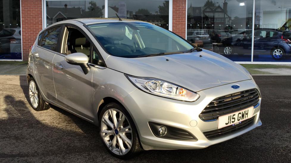 Used Ford FIESTA Hatchback 1.0 EcoBoost (E6) Titanium Hatchback 5dr (start/stop)